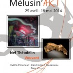 Affiche-Melusin-art-2014